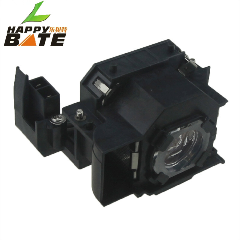 HAPPYBATE Replacement Projector Lamp ELPLP36 / V13H010L36 for PowerLite S4 EMP-S4 EMP-S42 With Housing 180 days warranty