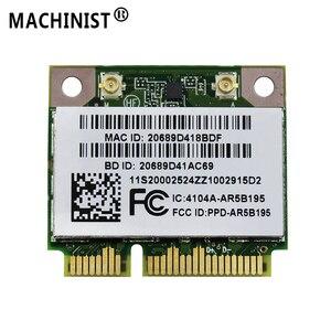 Wireless Network Cards Bluetooth For Lenovo Y470 Y570 Y480 Y580 G480 G580 G585 Z380 Z480 AR5B195 Laptop Network Card 20002524(China)