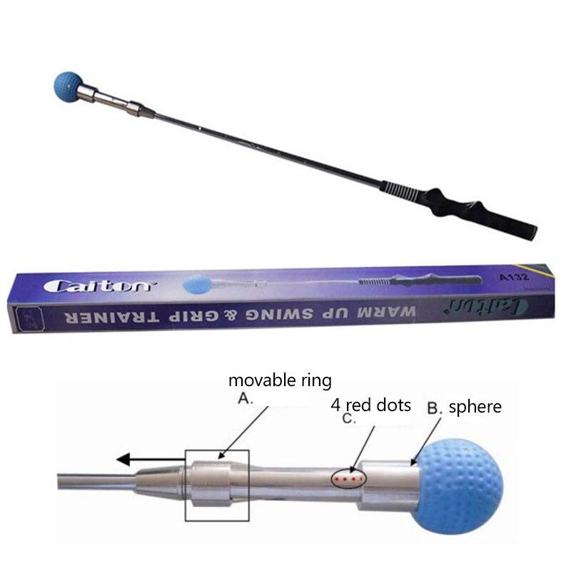 Club de golf training aids trainer oscilación última vocal taladro palo Nuevo 20