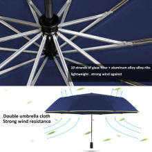 Large Umbrella Business Travel Rain Car Big Umbrella