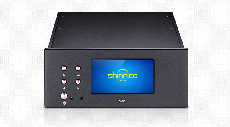 SHD5 Support 32bit 192K Hifi Home Audio Digital Lossless Music Player queenway airs digital car cd player change to home audio hifi professional amplifie hifi car home amp a