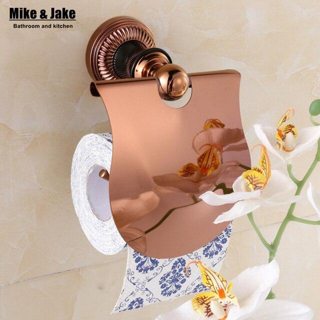 Aliexpress.com : Buy Tissue Holder,Solid Brass Bathroom ...