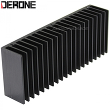 Amplifier radiator Heat Sink   aluminum  for LM3886 or TDA7293 / TDA7294  free shipping