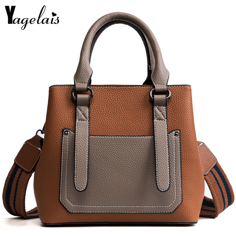 2018 New Women Hot S Leather Zipper Single Shoulder Crossbody Bags Soft Fashion Womens Handbags Small Totes Messenger Bag