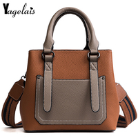 2019 New Women Hot S Leather Zipper Single Shoulder Crossbody Bags Soft Fashion Womens Handbags Small Totes Messenger Bag