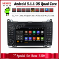 Quad Core Car PC Android 5.1 for Mercedes/Benz Vito Viano Sprinter Crafter Bluetooth Radio WIFI 3G DVR SWcontrol USB SD Free Map