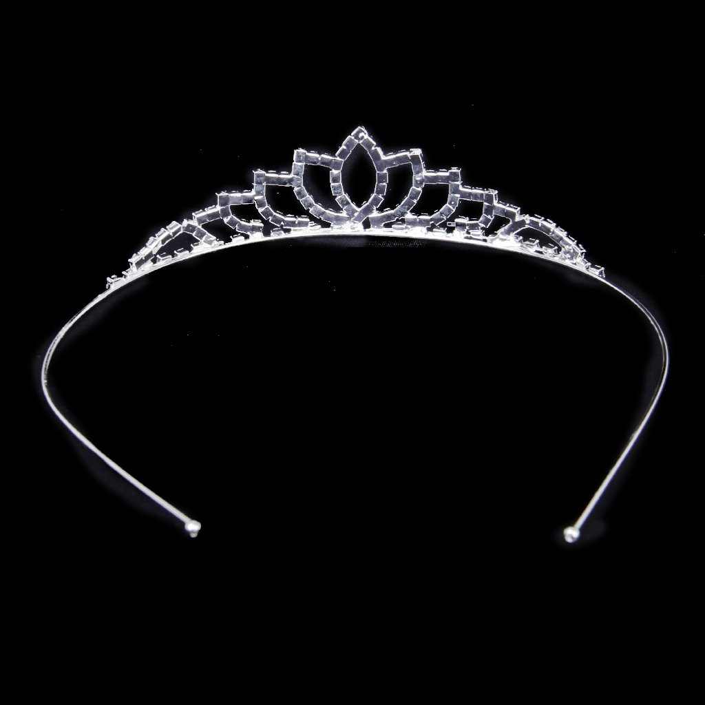hot wedding women girl rhinestone headband head crown princess jewelryin hair accessories from womenu0027s clothing u0026 accessories on alibaba