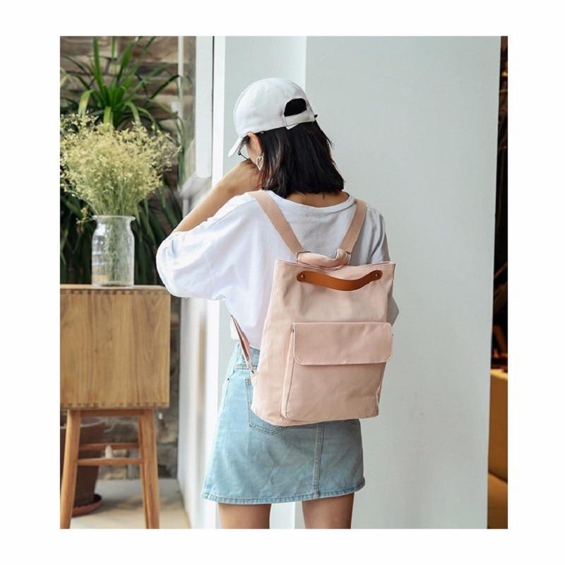 все цены на Multifunction Large Kanken Backpack Women Backpacks Lady Casual daypacks Female Mochila SchoolBag for Teenage Girls Travel Bag онлайн