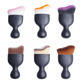 Hot sale foundation cosmetic brush s shape makeup tools cream makeup brushes loose powder brush multifunctional.jpg 350x350
