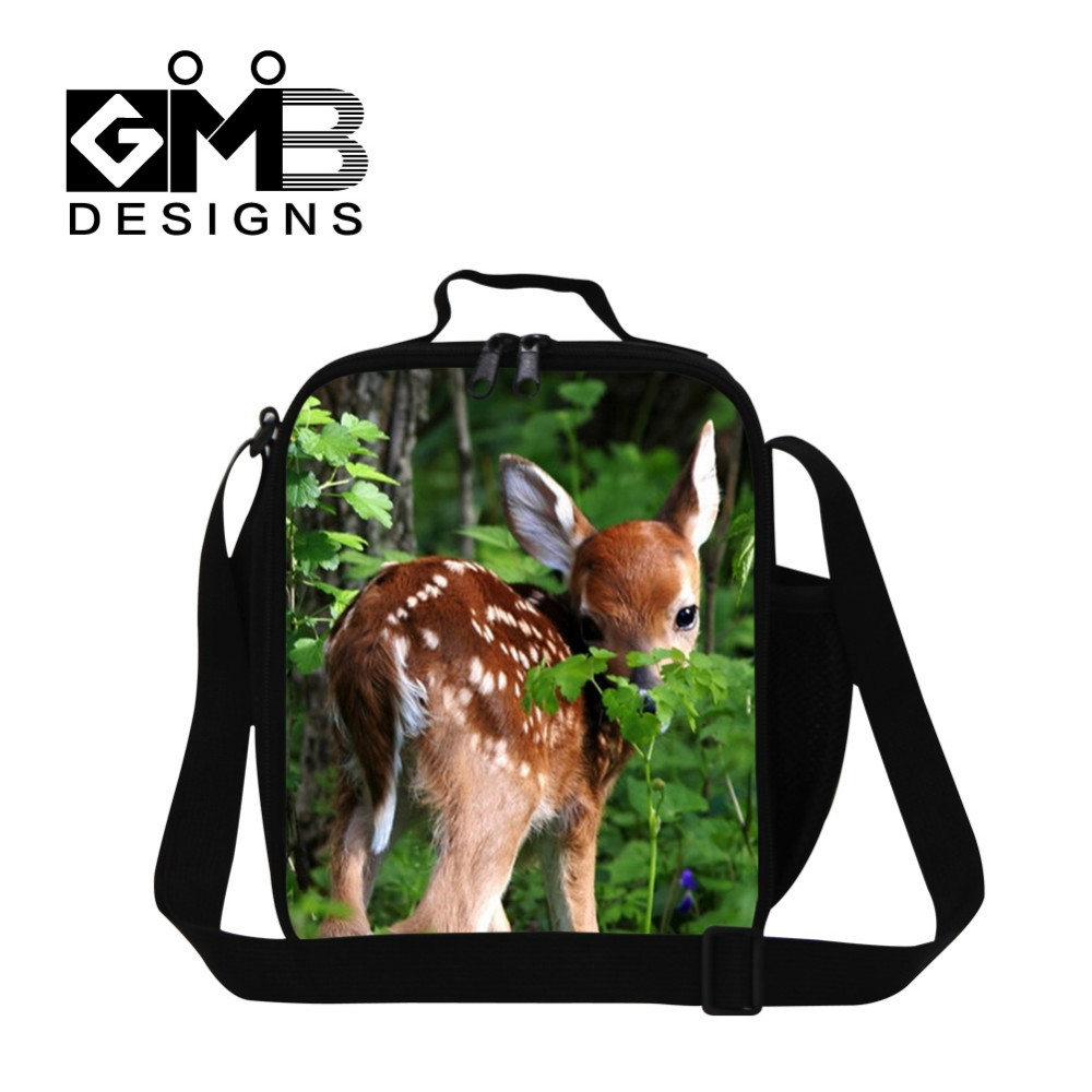 Sika deer kids bag