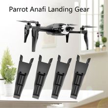 4 pcs Increased Height Extender Landing Gear Leg shock absorber Extended leg Bracket Protector tripod Drone Camera Accessories