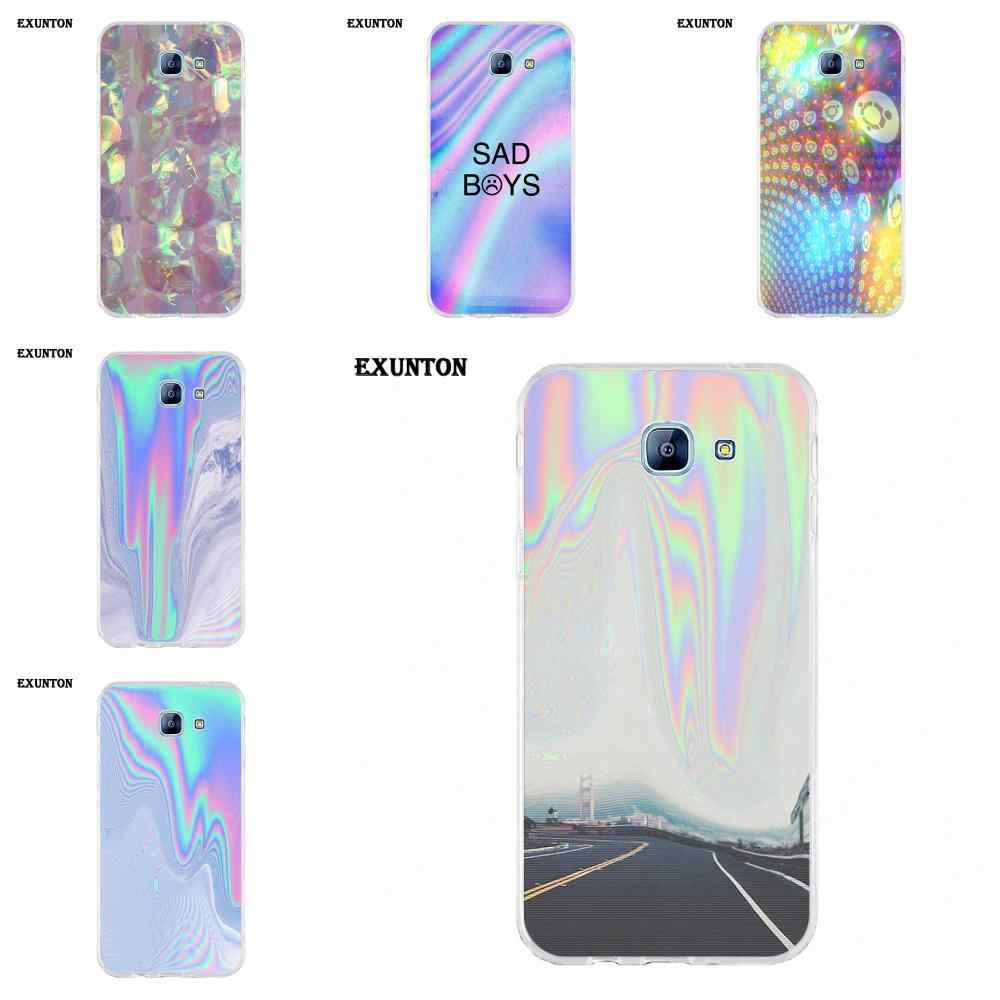 For Huawei Nova 2 V20 Y3II Y5 Y5II Y6 Y6II Y7 Y9 G8 G9 GR3 GR5 GX8 Prime 2018 2019 TPU Cases Covers Holographic Art