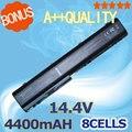 8 celdas de batería portátil para hp pavilion hdx x18-1100 hdx18 hdx-1000 dv7 dv7-1000 dv7-1100 dv7-2100 dv7-2200 dv7-3000 dv7-3100