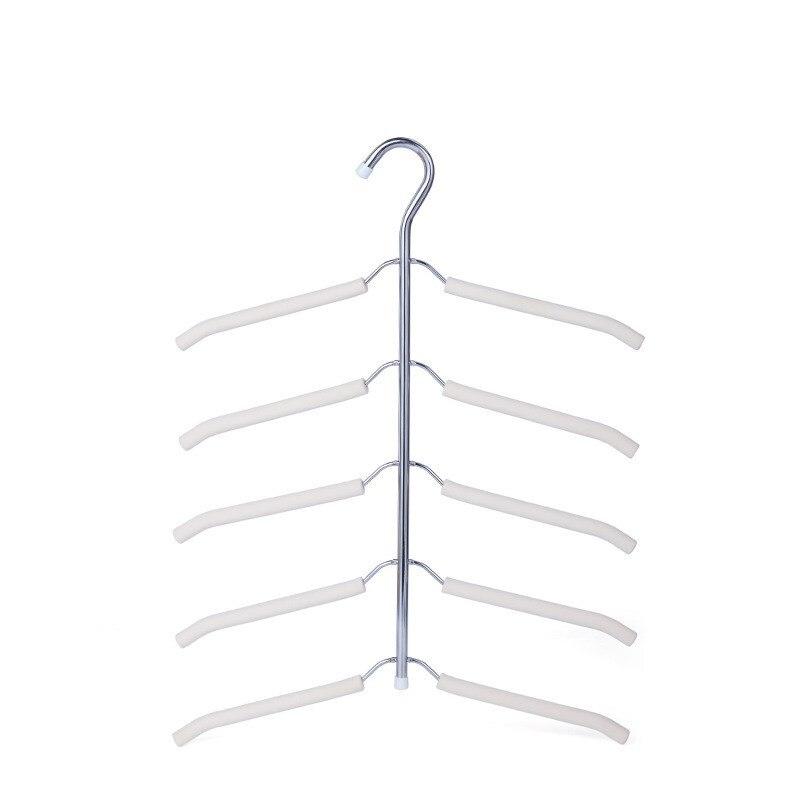 Вешалка для одежды, органайзер для одежды, 1 шт., многослойная вешалка для одежды, Perchas Para La Ropa - Цвет: 17 40X56.5cm