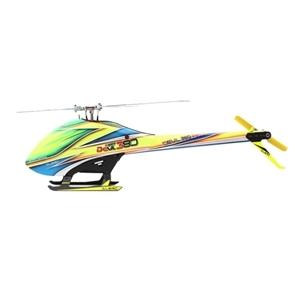 ALZRC Diabo 380 RÁPIDO Três-Lâmina Do Rotor TBR KIT Helicóptero