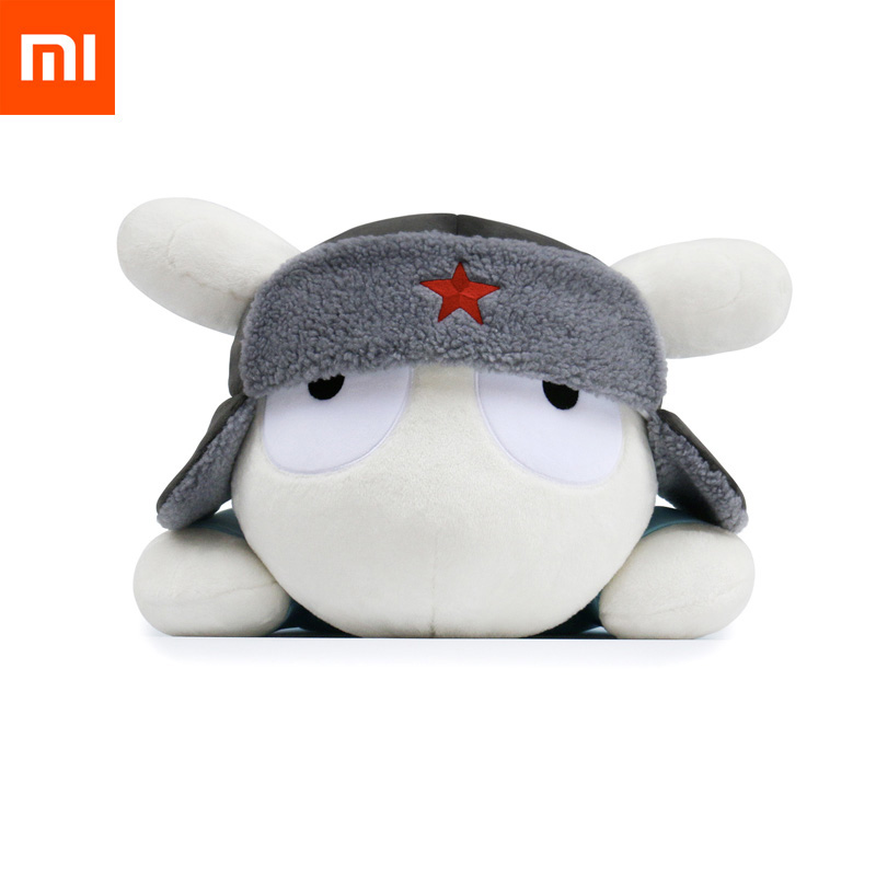 Original Xiaomi Mitu Bunny Bolster Cute Rabbit Cover Pillow Cases Pillowcase 60cm Bedroom Sofa Decor Doll