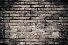 Huayi preto teste padrão da arte de pano de fundo da parede de tijolo gota d-9188 retrato recém-nascidos para estúdios de fotografia
