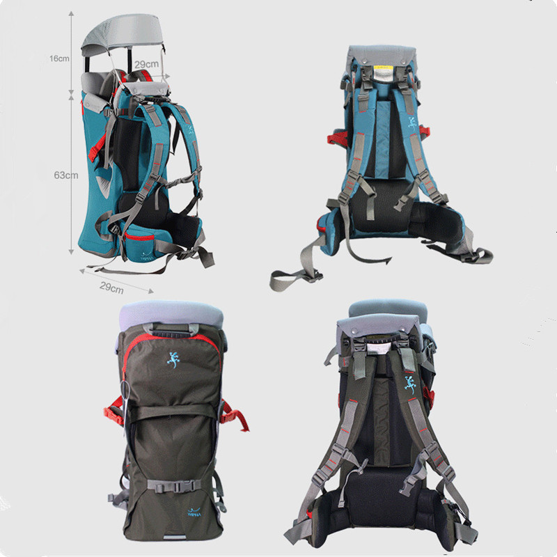 Cadeiras de Baloiço Criança Bebê Portátil Caminhadas Backpack