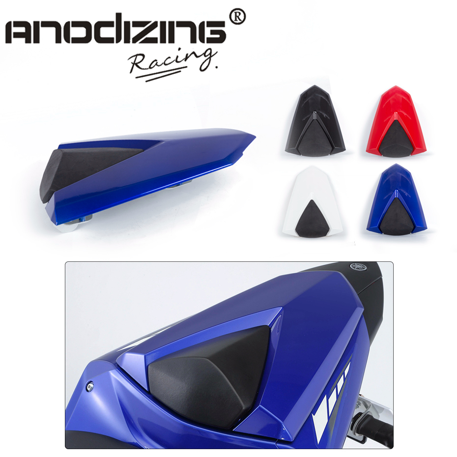 Free shipping Cowl Cover  Rear Fairing  Rear Passenger Seat  Set FOR Yamaha Yzf -R3 2015-2017 Yzf- R25 2013-2017 for honda hornet 600 hornet600 cb600 2003 2006 2004 2005 motorcycle accessories radiator grille guard cover fuel tank protection