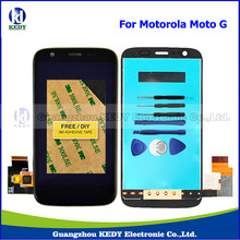 Top Quality Original LCD Spare Parts For Motorola MOTO G XT1032 XT1033 LCD Display Touch Screen Digitizer Assembly + Tools
