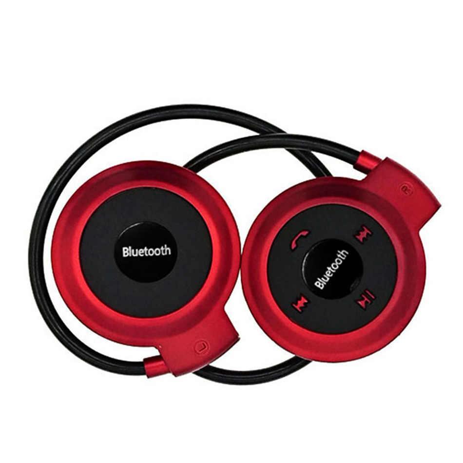 HOMEBARL 3D ミニ 503 Mini503 Bluetooth 4.2 FM ヘッドセットスポーツワイヤレスヘッドフォン音楽ステレオイヤホン + 8 ギガバイト 16 ギガバイトマイクロ SD カード