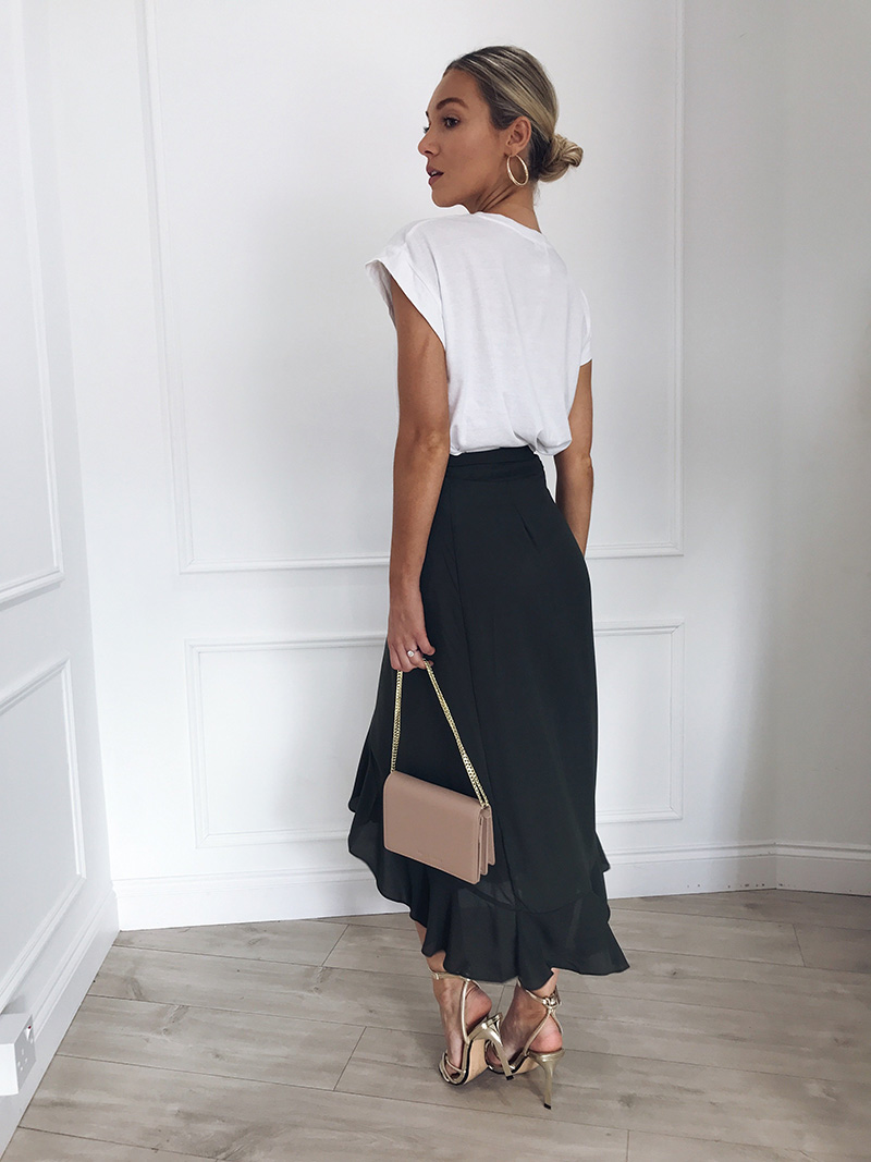 Hot Sale 19 New Slim Fashion Casual Women Leopard Print Boho Wrap Over Aysmmetric Loose Skirt Summer High Waist Midi Skirts 19