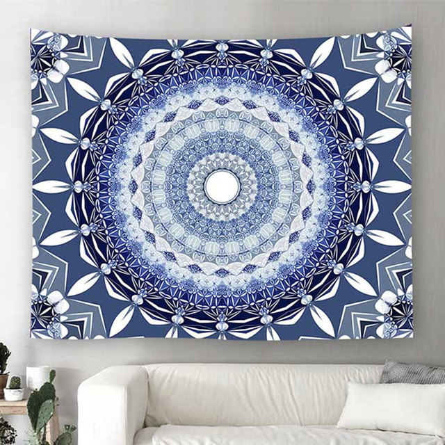 Rectangle Tapestries on The Wall Home Decor Wall Art Tapestry ...