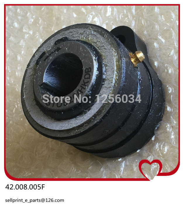 2 pieces ink duct running clutch for heidelberg gto-52, 42.008.005F clutch for heidelberg mo
