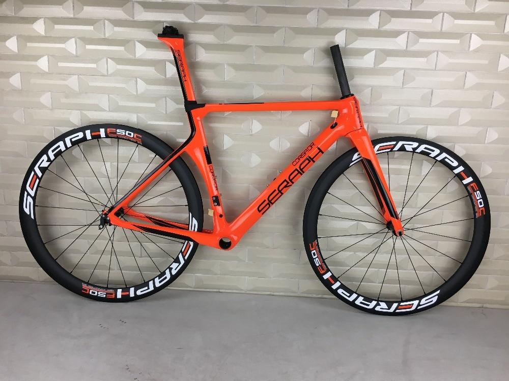 TANTAN company nouvelle peinture nouveau vélo de route cadre en carbone cadre de route en carbone TT-X1, cadre de vélo de cabon vélo de route complet en carbone