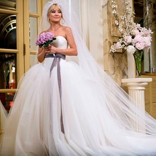 LaRovias Wedding Dress Ball Gown Bridal Gown Dresses For