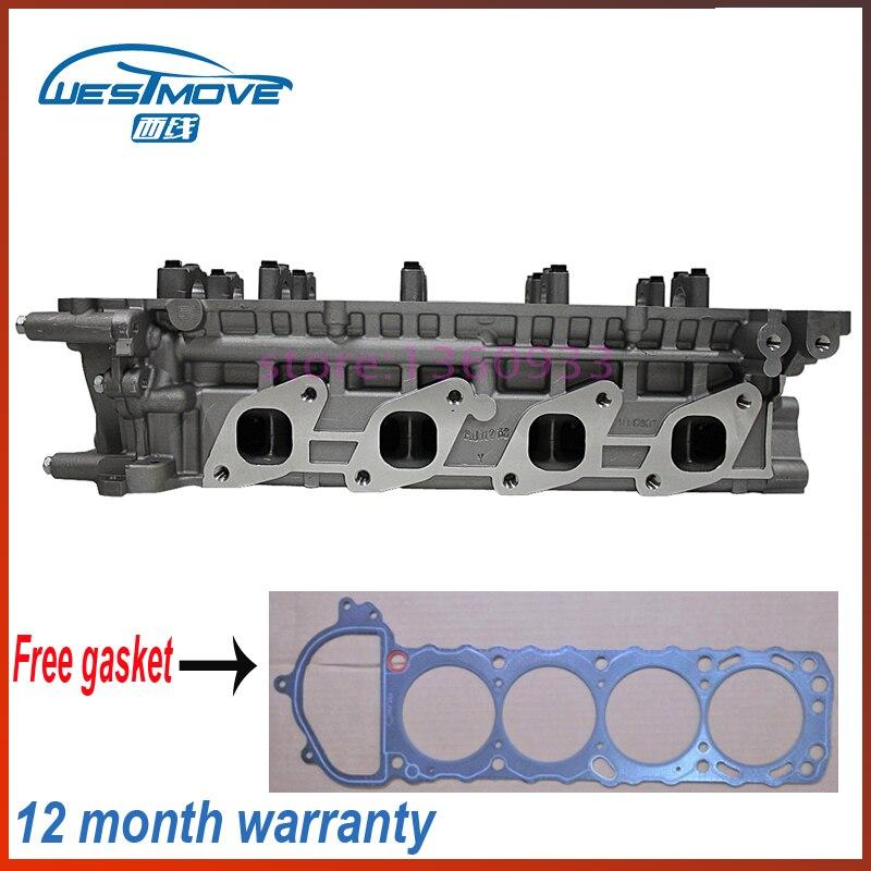 cylinder head 11040-VJ260 11040VJ260 11040 VJ260 for Nissan ENGINE : KA24DE KA24