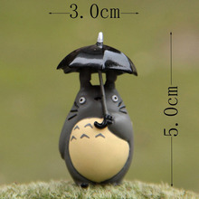 Cute Totoro Shaped Minifigure