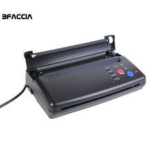 Bfaccia горячая передача тепловой трафарет бумаги А5 и А4 принтер машина нормальная бумага фото поставки ручка