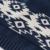 DB3603 dave bella outono bebê meninos marinha jacquard camisola