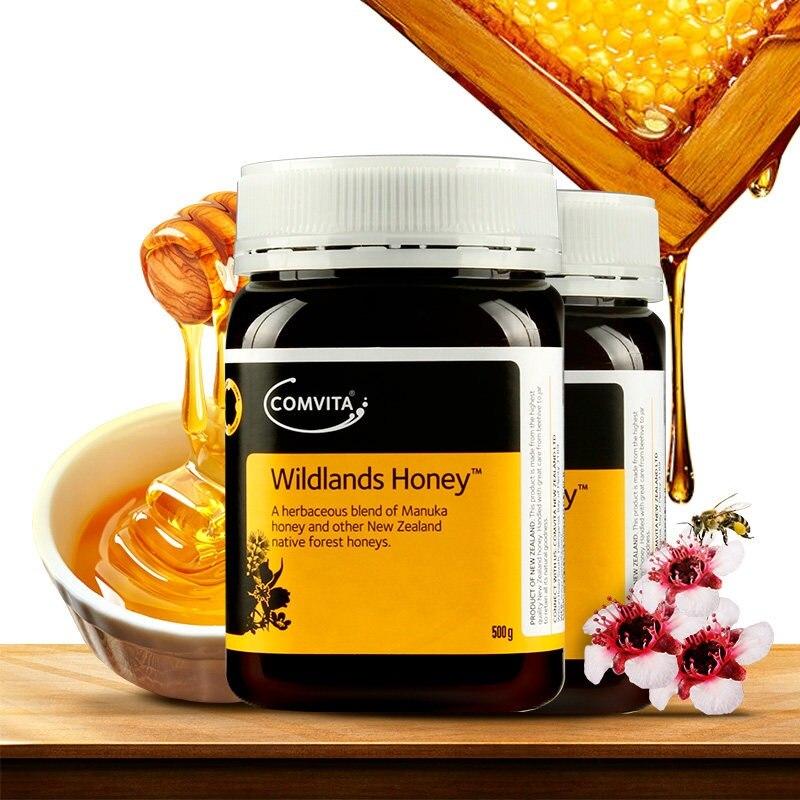 Comvita Multiflora Honey 500g (4)