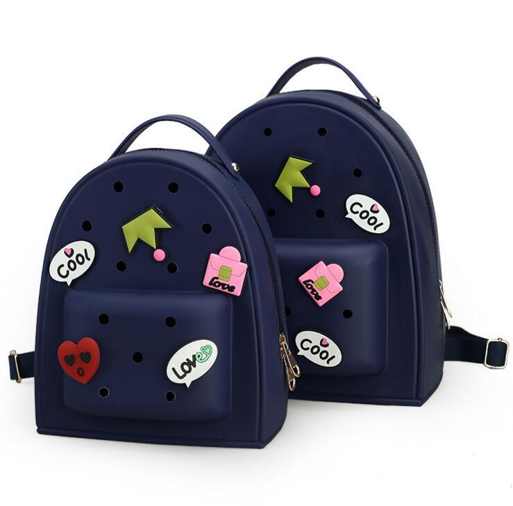 crianças dos desenhos animados mochilas Big Size : 31*26*15cm (h*l*w)