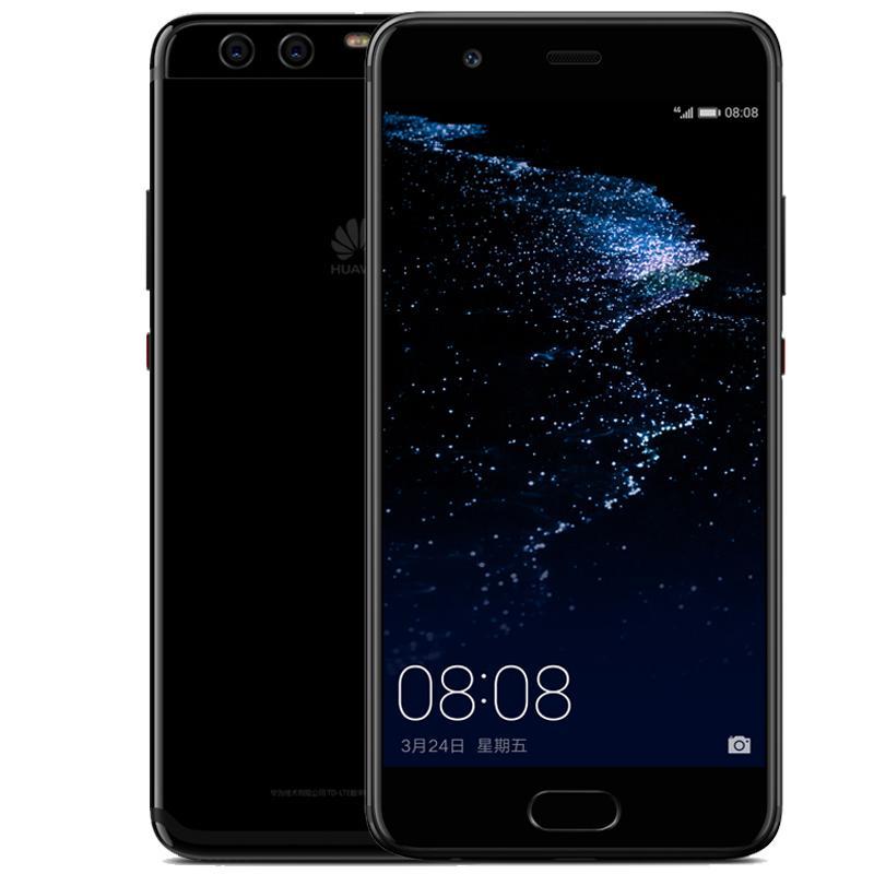 "Original Huawei P10 Plus 4G LTE Mobile Phone Kirin 960 Octa Core 6G RAM 128GB ROM 5.5"" 2560*1440P Dual Rear Camera Fingerprint"
