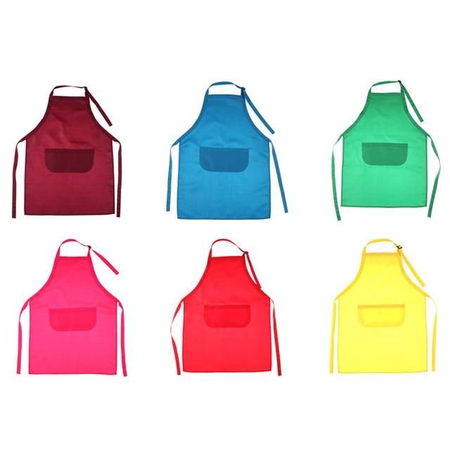 Online Shop Waterproof Anti-Wear Apron Painting Drawing Coat for ...