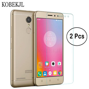 Screen Protector For Lenovo K6 Tempered Glass Lenovo K6 Power K33a42 Protective Film 9H Glass For Lenovo K 6 Note K6Note K53a48(China)