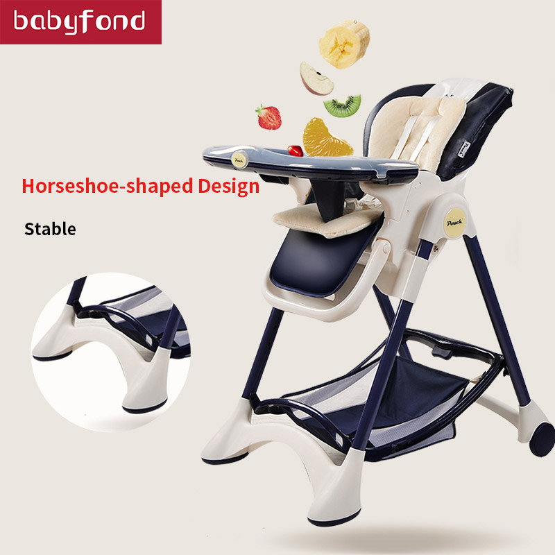 Pouch European Baby Chairs Children's Multifunctional BB Chair Foldable Portable Dining Tables and Chairs Seats high quality european modern leather chair dining chairs 1089