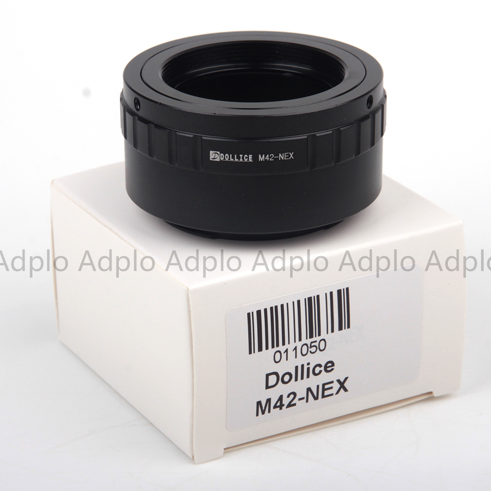 ADPLO 15PCS Lens Adapter Suit For M42 Lens to Sony E Mount NEX Camera A5100 A6000 A5000 A3000 NEX-5T NEX-3N NEX-6 NEX-5R цена и фото