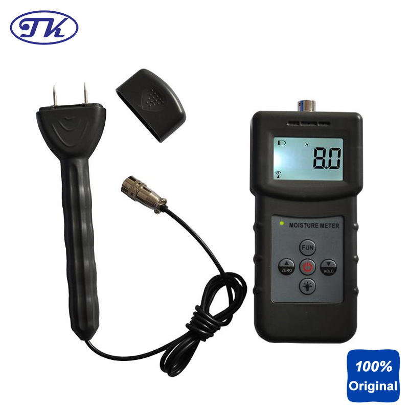 где купить MS360 Inductive Moisture Meter for Wood Timber Paper Bamboo Carton Concrete Textile по лучшей цене