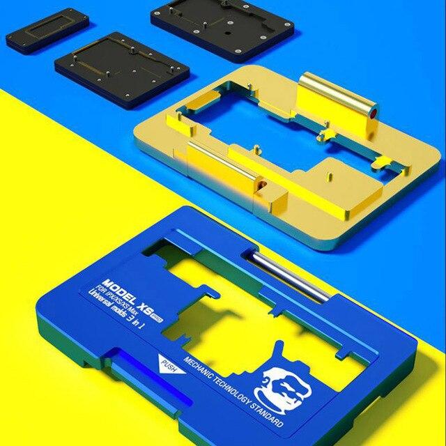 Appareil de Test universel 3 en 1 pour iPhone X XS XSMAX testeur de détection de carte mère plate-forme de détection complète