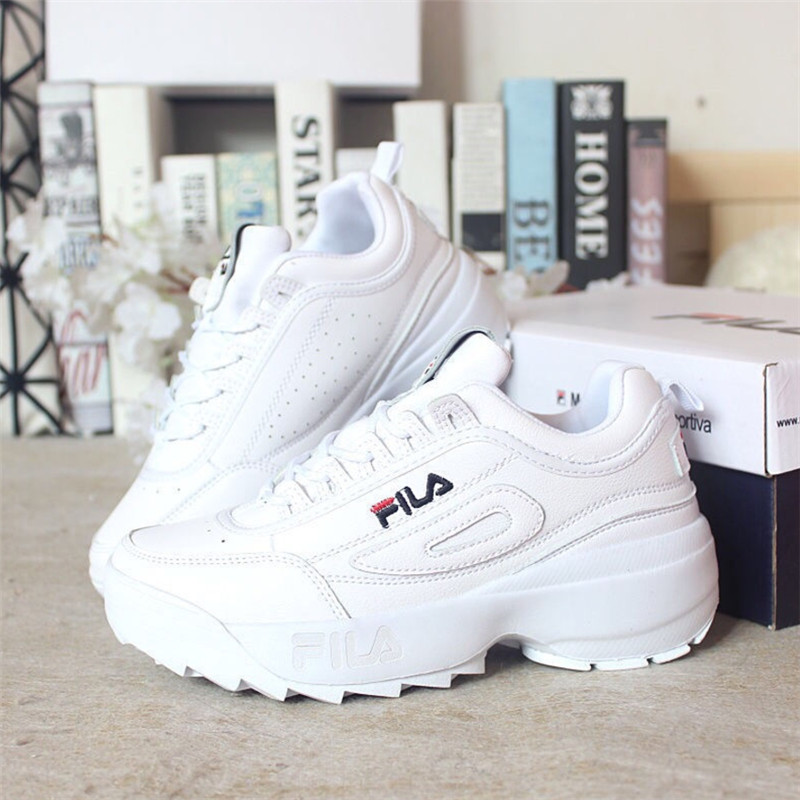 Femmes chaussures décontractées vulcaniser baskets Basket Femme 2019 printemps automne marque blanc plate-forme à lacets blanc respirant Femme