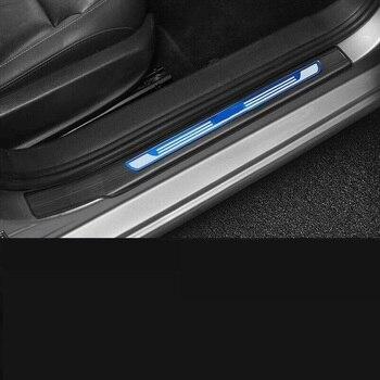 Voiture pied pédale extérieur promouvoir décoratif Automobile Modification accessoires pièces 12 13 14 15 16 17 18 pour Volkswagen Jetta
