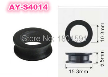 ФОТО 500pieces FREE SHIPPING 15.3*10.3*5.5mm rubber seals  fuel injector repair kit  o ring  for AY-S4014