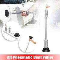Air Pneumatic Dent Puller Car Auto Body Repair Suction Cup Slide Hammer Tool Kit Slide Respair Hammer Hand Set Tools