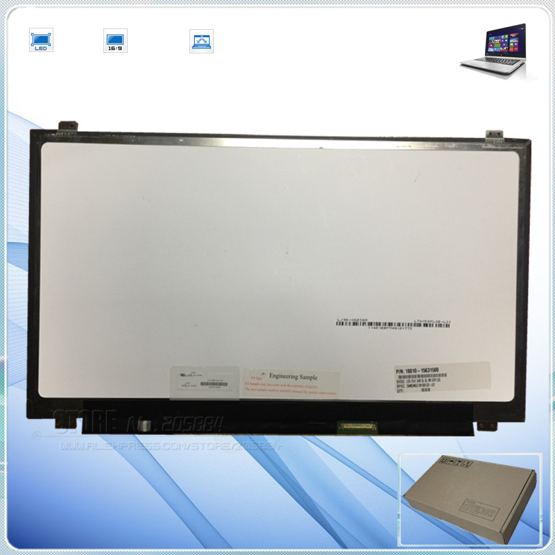 LTN156FL02 -L01/D01 LQ156D1JW04 LP156UD1-SPA2 FOR Lenovo Y50-70