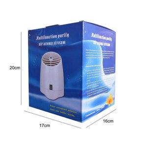 Image 5 - Домашний воздухоочиститель с аромадиффузором, генератор озона и генератор анионов 220 В, GL 2100 CE RoHS epacket