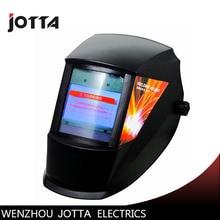 LI battery solar auto darkening/shading electric welding mask/helmet/welder cap for equipment and plasma cutter/machine